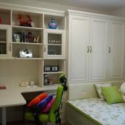 书房现代家具100平米装修