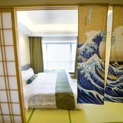 卧室日式局部100平米装修