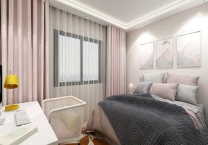 现代简约儿童房卧室装修效果图大全