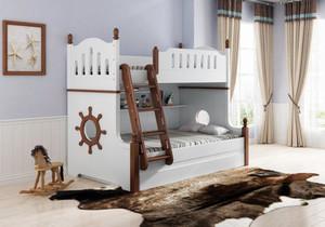 儿童房榻榻米上下床装修效果图大全