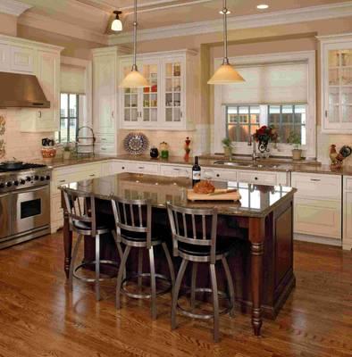 小厨房开放式厨房装修效果图欣赏