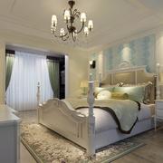 卧室简约局部90平米装修