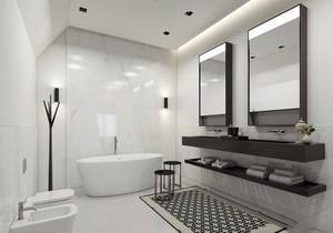 两个平方的卫生间的装修效果图