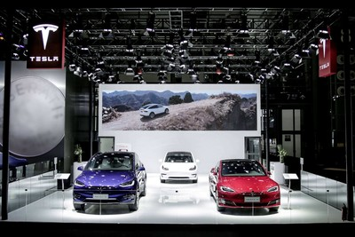 汽车展厅设计方案及效果图,特斯拉汽车展厅设计效果图