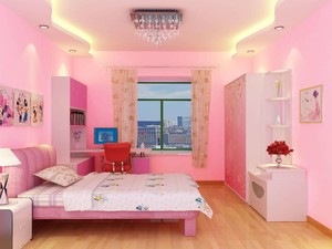 6平米小卧室如何装修,6平米少女卧室装修效果图