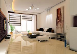 正方形小客厅装修图,正方形客厅餐厅一体装修图