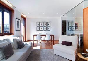 小客厅的装修图,一室一厅小客厅的装修图