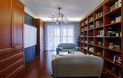 多功能书房怎么装修,欧式多功能书房装修效果图