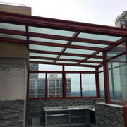 阳台简约吊顶小户型装修