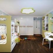 儿童房现代壁纸小户型装修