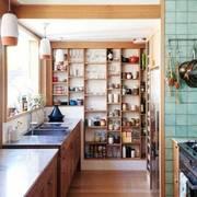 厨房清新橱柜小户型装修