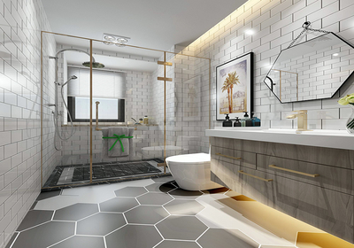 4平方卫生间怎么装修,4平方长方形卫生间装修效果图