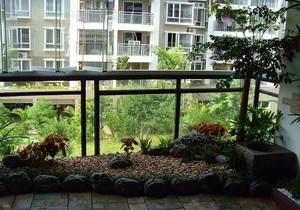 阳台阳光玻璃棚效果图,带阳台的阳光棚装修效果图大全
