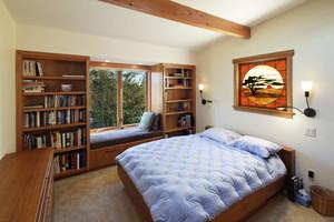 小卧室窗台装修效果图,次卧室窗台装修效果图欣赏