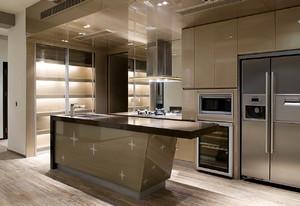 4平米厨房精装修效果图,4平米半开放式厨房装修效果图大全