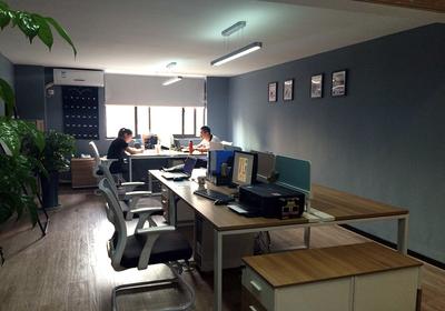 公司办公室墙面装饰效果图,餐饮公司墙面装饰效果图