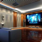 客厅简约电视墙一居室足彩导航