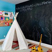 儿童房北欧局部三居室装修