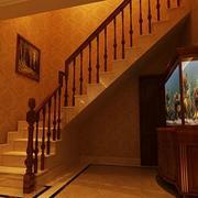 空间其他复古楼梯复式装修