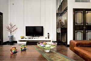 中式风格客厅装修效果图大全