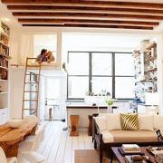 客厅宜家家具公寓装修
