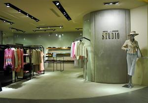 10平方欧式服装店装修效果图,欧式风格女服装店装修效果图