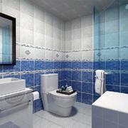 卫生间地中海局部一居室装修