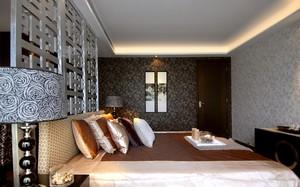 新中式风格卧室装饰效果图大全,新中式风格整体卧室装修效果图大全