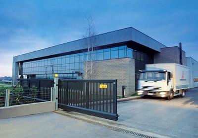 国外工厂大门设计效果图,企业工厂大门设计效果图