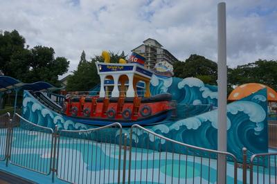 幼儿园游乐园平面图,郑州方特游乐园平面图