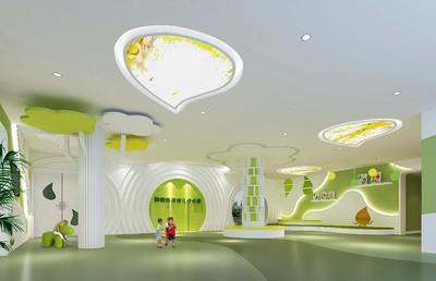 幼儿园学校大门设计效果图,生态幼儿园大门设计效果图