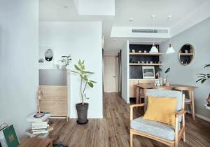 88平米新房装修效果图,小两室新房装修效果图