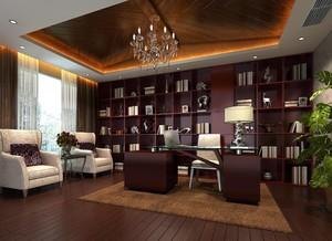 办公室 家居 设计 书房 装修 300_218