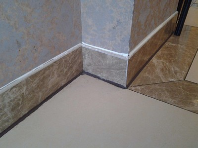 石材踢脚线与地砖搭配图,仿古踢脚线与地砖搭配图