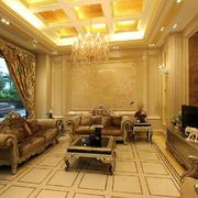 空间其他简欧地板一居室装修