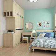 卧室简约床头柜一居室装修