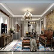 客厅欧式家具一居室装修