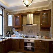 厨房简约壁柜一居室装修