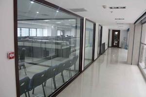 办公室过道装修效果图,办公室过道贴砖效果图大全