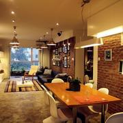 空间其他现代墙面100平米装修