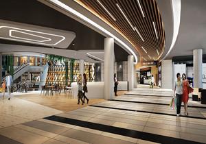 北京商场装修设计,北京商场翻新装修效果图