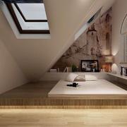 空间其他现代阁楼100平米装修