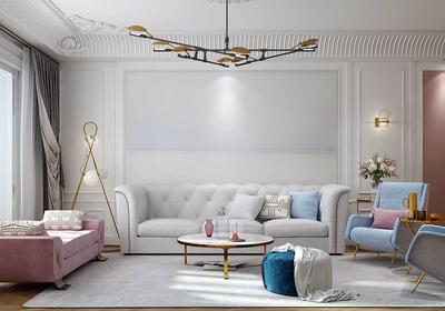 简单90平米三室一厅装修效果图大全,90平米两室一厅改三室装修效果图