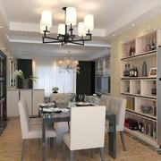 空间其他简约壁柜一居室装修