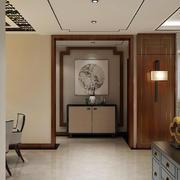 空间其他中式玄关一居室装修