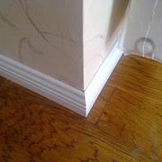 空间其他美式踢脚线90平米装修