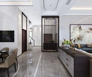 客厅浅色地砖装修效果图,宜家地砖客厅装修效果图