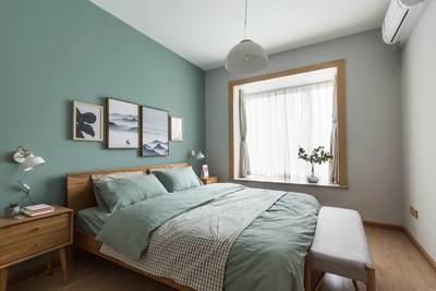100平米小户型装修样板房,100平米现代风格装修样板房