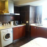 厨房简约浴室柜一居室装修