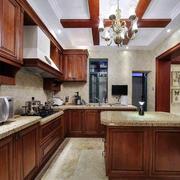 厨房简欧局部一居室装修
